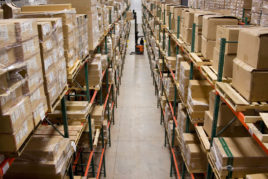 Инвентаризации складов